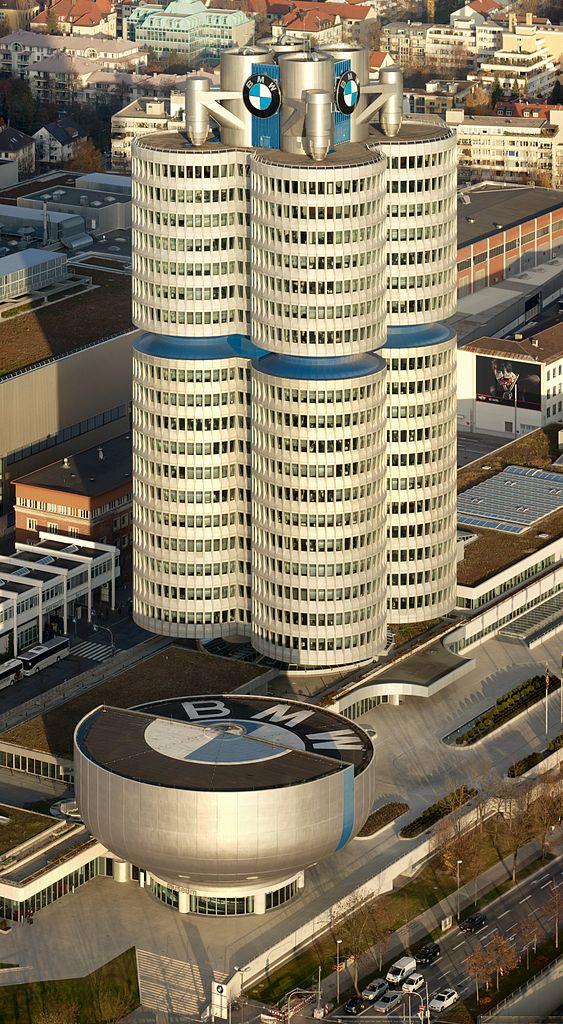 BMW - BUILDING - MUNICH - GERMANY - BRAVOCPAS - EDUARDO BRAVO LOSADA