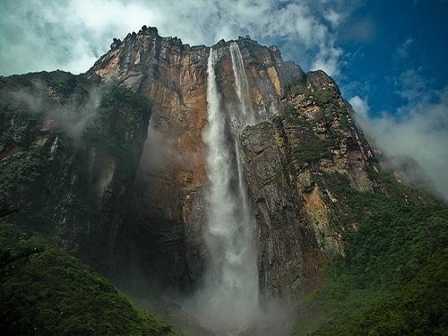 VENEZUELA - ANGEL FALLS - BRAVOCPAS - EDUARDO BRAVO LOSADA