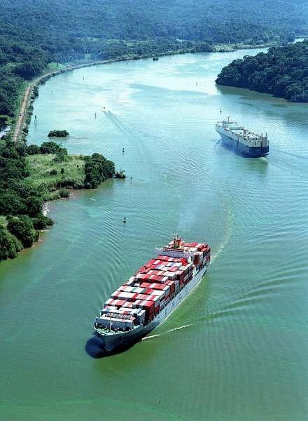 PANAMA - CANAL - BRAVOCPAS - EDUARDO BRAVO LOSADA