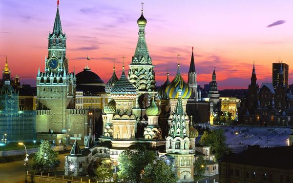 RUSSIA 4 - AMAZING