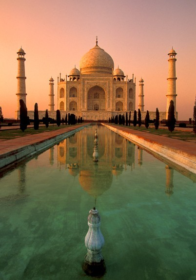 INDIA - TAJ MAHAL - AMAZING